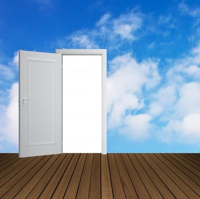 דלת לשמיים