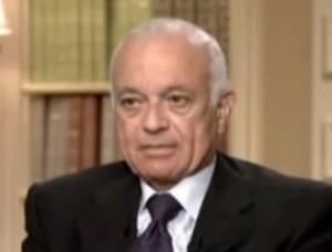 """מזכ""""ל הליגה הערבית, נביל אל-ערבי"""
