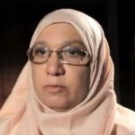"""מנאל אבו חסן, מועמדת מטעם """"האחים המוסלמים"""" בבחירות 2011"""