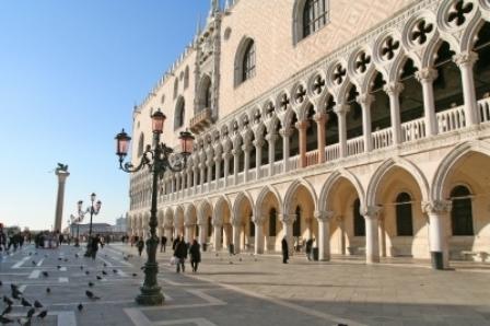 כיכר סן מרקו בונציה, על-שם מרקו פולו