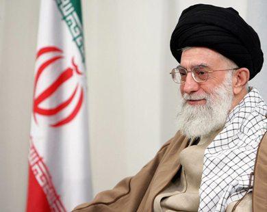 המנהיג העליון של איראן, אייתוללה עלי ח
