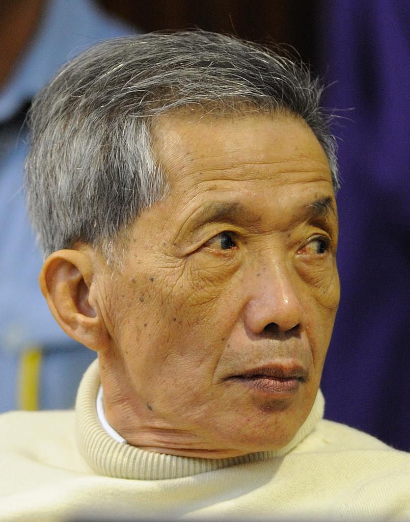 פושע המלחמה הקמבודי: בסך הכול מילאתי פקודות