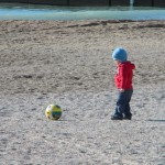 kid footballer