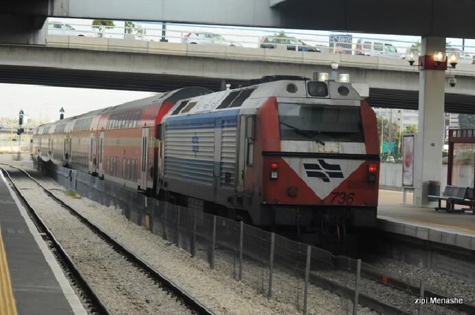 השביתה נמשכת. הרכבת תפעל החל בשש בבוקר