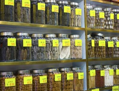 צמחי מרפא ותזונה מן הרפואה הסינית