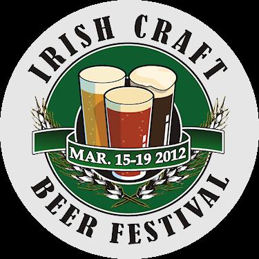"""פסטיבל בירות בוטיק איריות בדבלין. לוגו: יח""""ץ"""