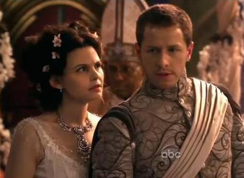 Once Upon A Time - שלגיה והנסיך של רשת ABC