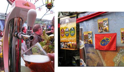 פסטיבל מבשלות בוטיק איריות, דבלין. צילום: thebeergeek.com