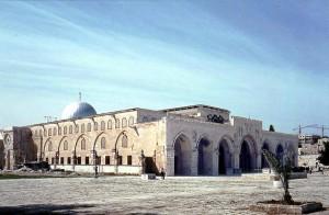 מסגד אל אקצא (צילום: ברברה קאבל, ויקימדיה)