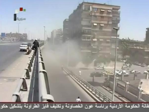 סוריה: לפחות 11 הרוגים בפיגוע התאבדות ברובע מרכזי בדמשק