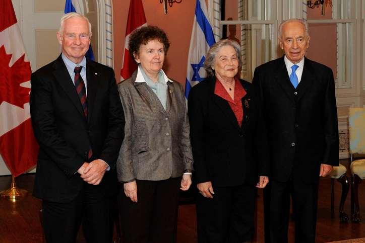 הסכם חדש לשיתוף פעולה מדעי בין של ישראל וקנדה