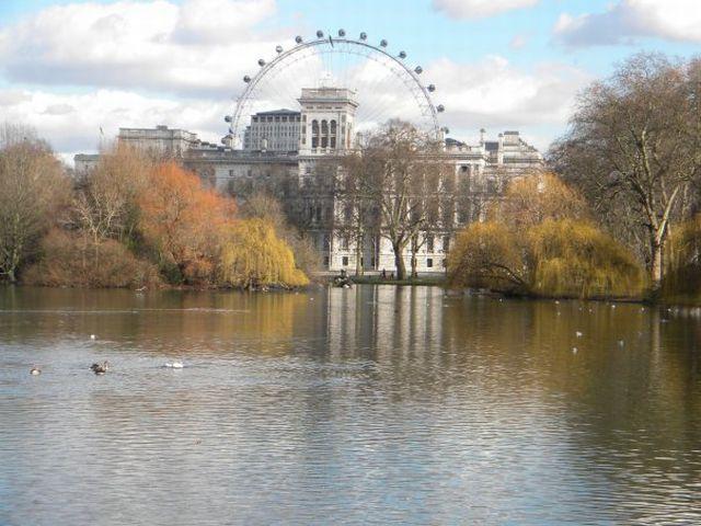 לונדון. מערב אירופה שולטת. צילום עמית מנדלזון