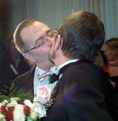 חתונה ראשונה ב-2004 (צילום אישי:  Montrealais)