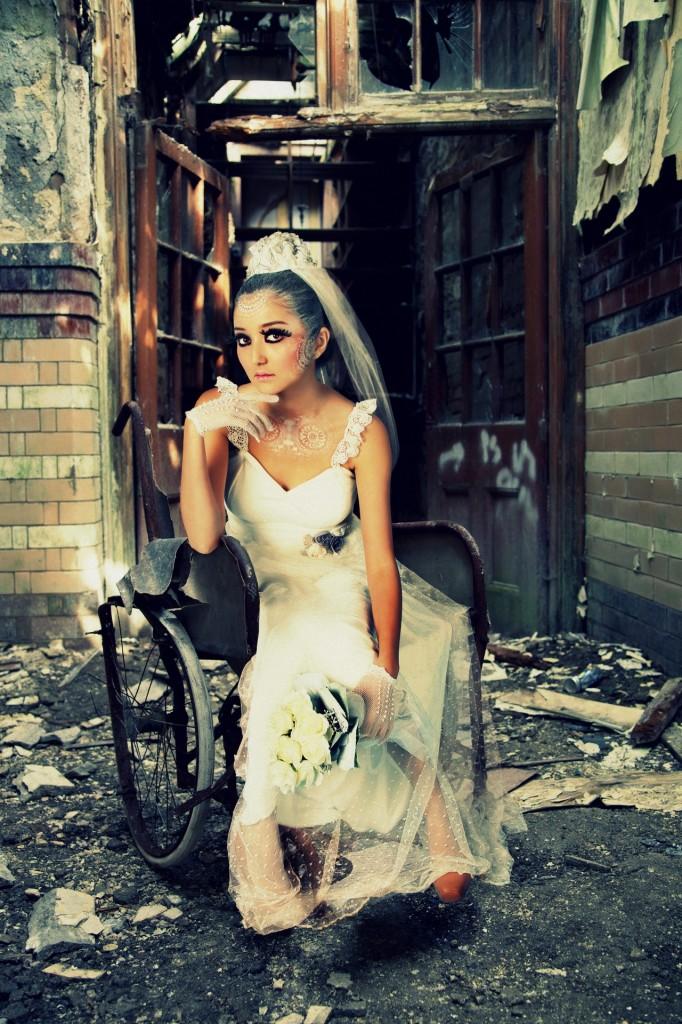 עד החתונה זה יעבור? שמלת כלה של ליליו