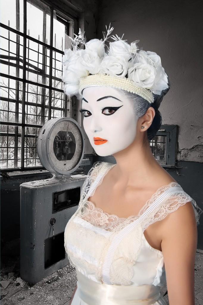 תמיד רציתי חתונה לבנה. שמלה של ליליום