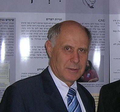 מיכאל איתן (צילום: ערן.ב. ויקימדיה)