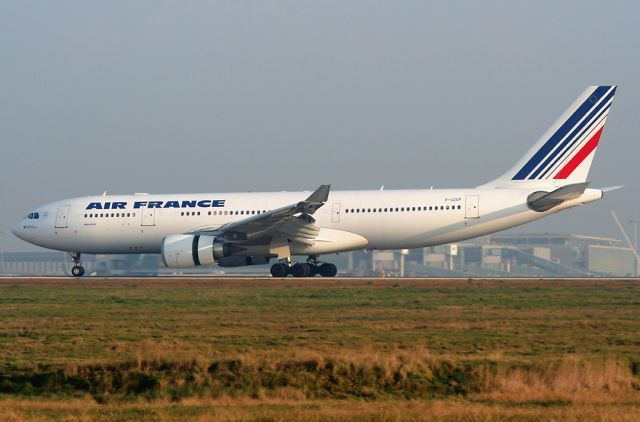 מטוס איירבס A330 של אייר פראנס. טעויות אנוש וכשלים טכניים. צילום ויקיפדיה