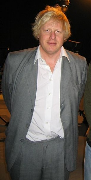 בוריס ג'ונסון נבחר שוב כראש עיריית לונדון