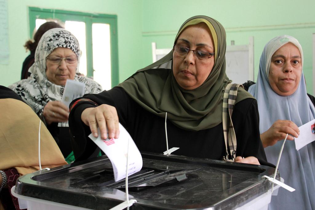 האחים המוסלמים במצרים יוצרים בריתות לפני קיום הסבב השני לבחירות לנשיאות