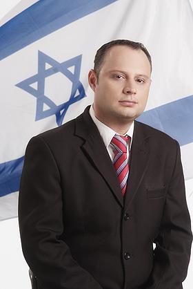 אלכס מילר (צילום: אתר הכנסת)