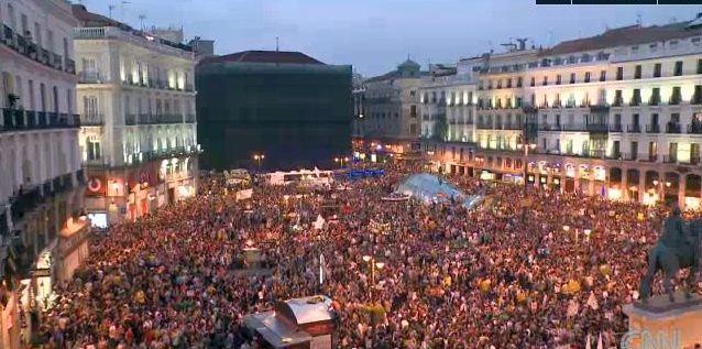 כיכר שער השמש במדריד