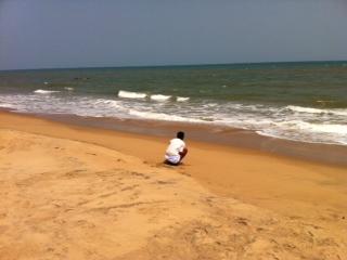 חוף בהודו