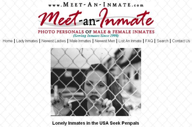 אתר Meet an Inmate