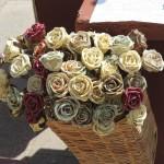 ורדים מקרמיקה