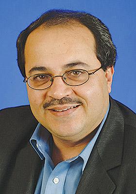 אחמד טיבי (צילום: אתר הכנסת)