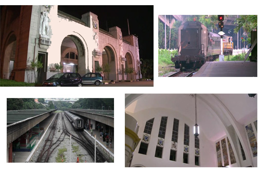 תחנת הרכבת טאנג
