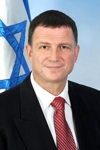 יולי אדלשטיין - נעדר מההצבעה (תצלום: אתר הכנסת)