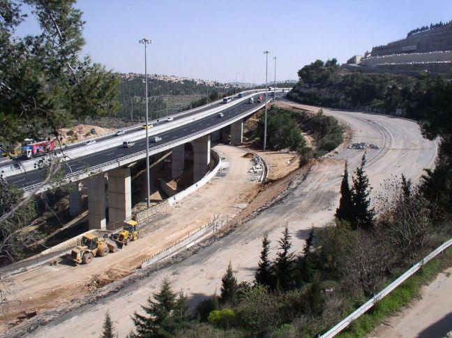 שדרוג כביש מס' 1: פרויקט בנייה בארבע השנים הקרובות