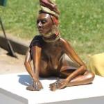 אפריקנית - צילום: עמית מנדלזון
