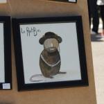 עכברב - תמונה מסדרת העכבר - צילום: עמית מנדלזון