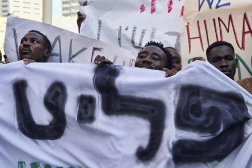 """ארגון Human Rights Watch בביקורת קשה על ישראל: """"מענישה פליטים תוך הפרת החוק הבינלאומי"""""""
