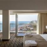 חדר משופץ במלון השרון