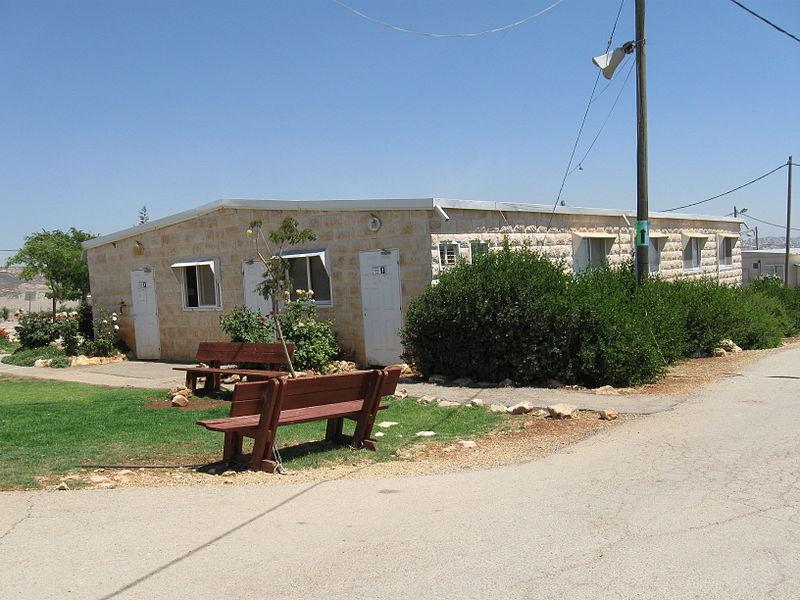 בית הכנסת במגרון צילום : ויקישיתוף