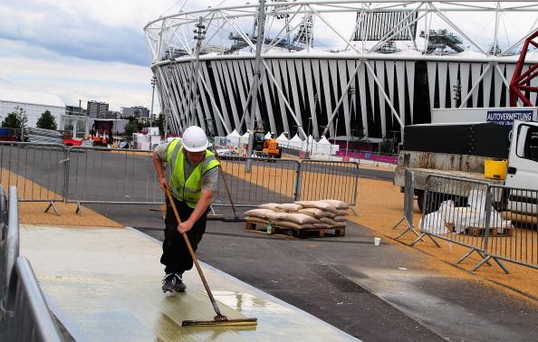 האיצטדיון האולימפי בלונדון