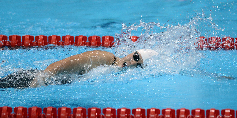 שישי-שבת באולימפיאדה: שיא עולם סיני, בלי מדליות לבריטים