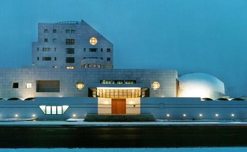 שגרירות ישראל בסין, מקור: פלג אדריכלים