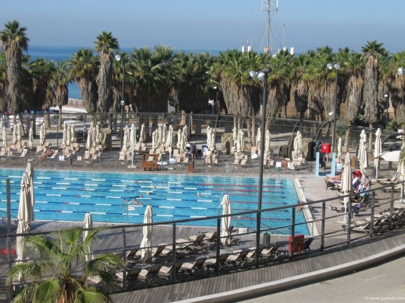 92% מבריכות השחייה בישראל אינן נגישות לנכים