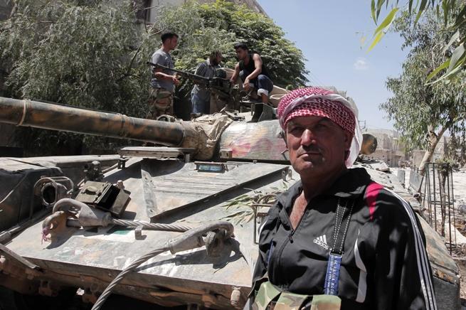 התרחיש הסביר יותר: השתלטות מורדים בסוריה על הנשק הכימי