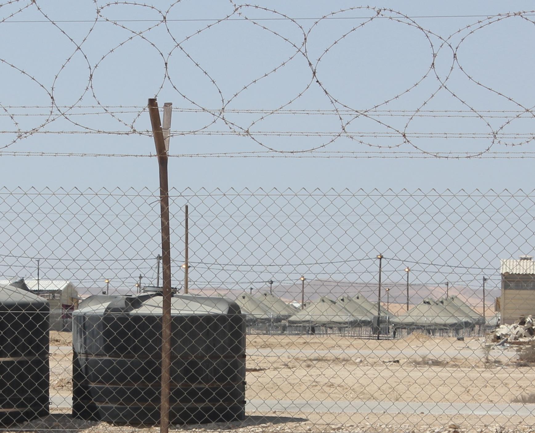 """""""מחנה פליטים דכאני מן הגרועים בתבל"""""""