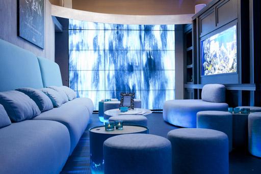 חדר הסימאסטר בבית OMEGA. לפנק, לפנק, לפנק. צילום: OMEGA