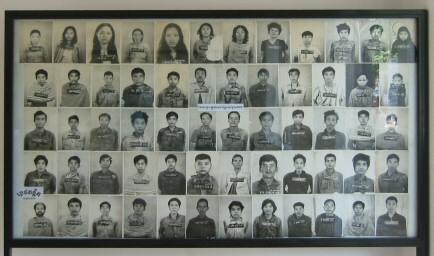 נחשפו מאות תמונות של עינויים ורציחות אסירים בידי החמר רוז'