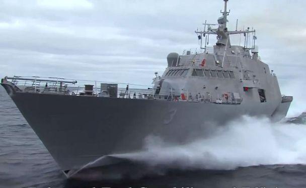 ספינת מלחמה אמריקנית