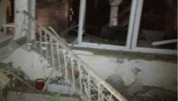 שתי רקטות גראד שוגרו לישראל, בנתיבות נפגע בית בפגיעה ישירה