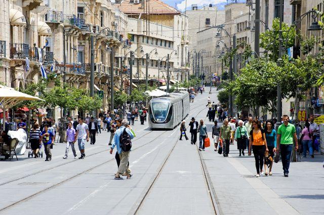 ברקת: הלב של ירושלים חוזר לפעום
