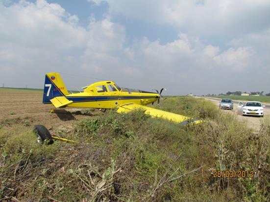 משרד התחבורה מונע פרסום דוחות חקירה של תאונות אוויר