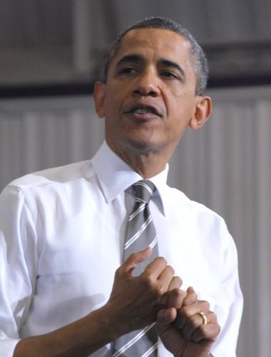 """אובמה תוקף: """"למיט רומני אין ולו רעיון חדש אחד"""""""